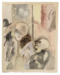 George Grosz Werke Kaufen Und Verkaufen W K Galerie
