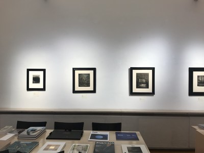 Alfred Kubin exhibition at Wienerroither & Kohlbacher in Vienna 2019