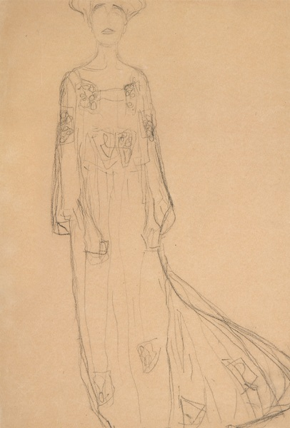 Gustav Klimt 452 × 316 mm (17,8 × 12,4 in)